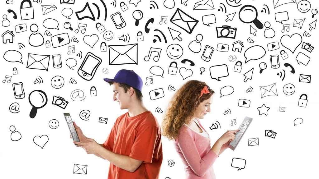 виды сайтов - социальный